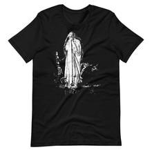T-shirt avec Illustration imprimée de marshall Roux, Esclave de catan