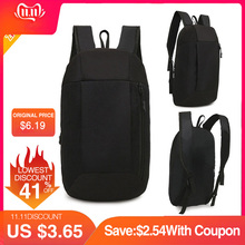 Unisex Sports backpack Hiking Rucksack Men Women School Bags for Teenage Girls S