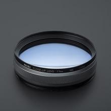 Nisi 77Mm Close Up Lens Kit Pro Ii (Met 67 77Mm/72 77Mm adapters En Tas) mc Close Up Filter Lens Voor Macro Fotografie