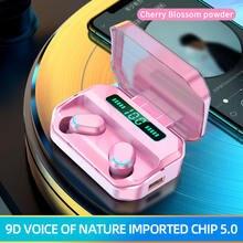 Bluetooth 50 Беспроводная музыкальная гарнитура с сенсорным