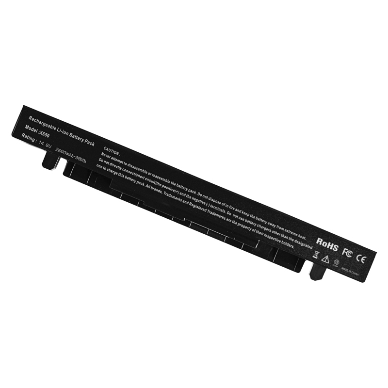 Image 3 - 14.8v Battery For Asus A41 X550 A41 X550A  K550 P450 P550 R409 R510 X450 X550 X550C X550A X550CA A450 A550 F450 F550 F552-in Laptop Batteries from Computer & Office on