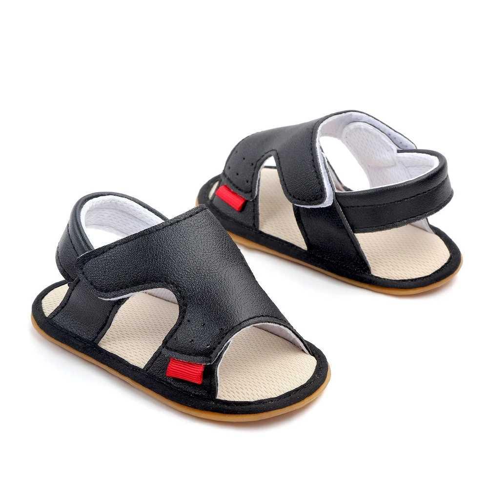 2020 dziecięce buty letnie chłopięce sandały na buty dla chłopców miękkie antypoślizgowe chłopięce sandały