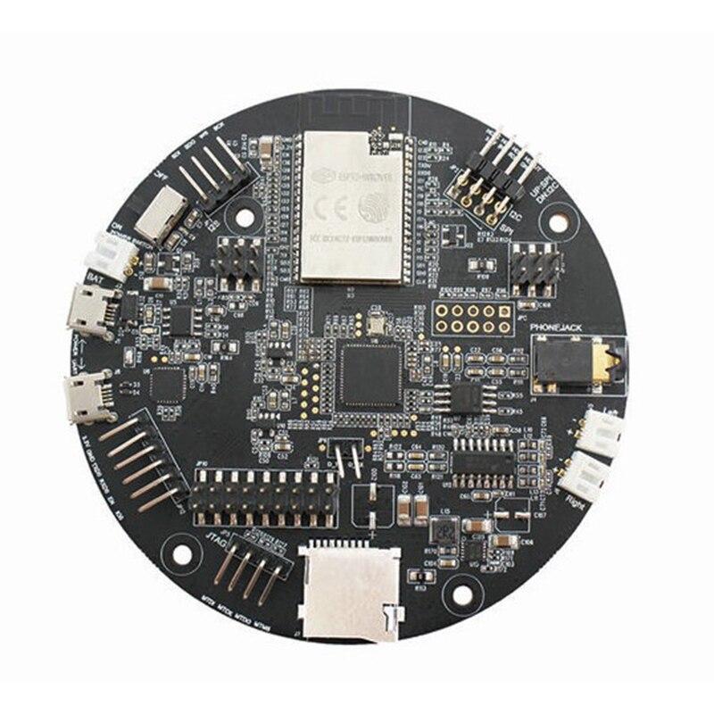 ESP32-LyraTD-MSC инструменты разработки аудио IC Подавление эха распознавание голоса ближнего поля и дальнего поля голосовое Пробуждение