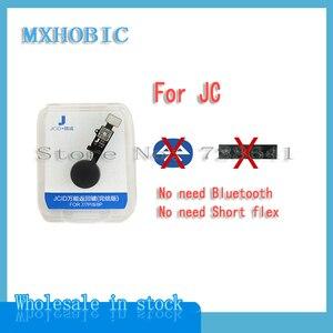Image 2 - 5Pcs Universele Home Knop Flex Kabel Voor Iphone 7 8 Plus Return Key Functie Oplossing 3rd Yf 6th Jc lint Vervanging
