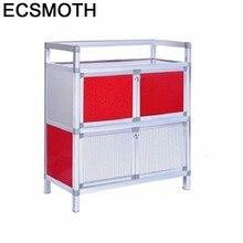 Bestek Lade Cubertero Para Cajones для комнаты сервант торцевые столы кухонная мебель Mueble Cocina алюминиевый сплав шкаф