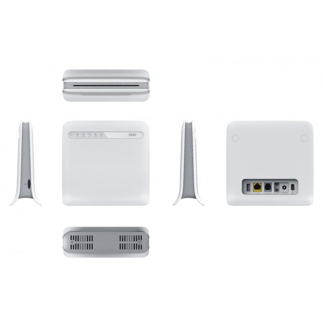 ZTE MF253S 4G LTE FDD900/1800 TDD1900/2300/2500/2600Mhz Wireless CPE Router