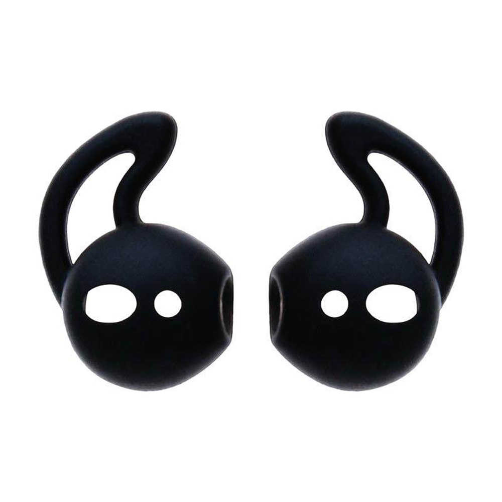 Nuevos 2 pares para airpods/i9S/i10/i11/i12/i13/i14/TWS antideslizantes auriculares deportivos dentro de la oreja cubiertas para auriculares