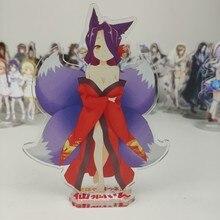 Figurine de dessin animé japonais le renard senko-san Sewayaki Kitsune no senko-san Senko Cosplay Double face, support acrylique, modèle cadeau