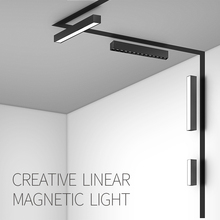 SCON offre spéciale projecteur linéaire mobile à 90 °, éclairage luminaire, idéal pour un canal magnétique