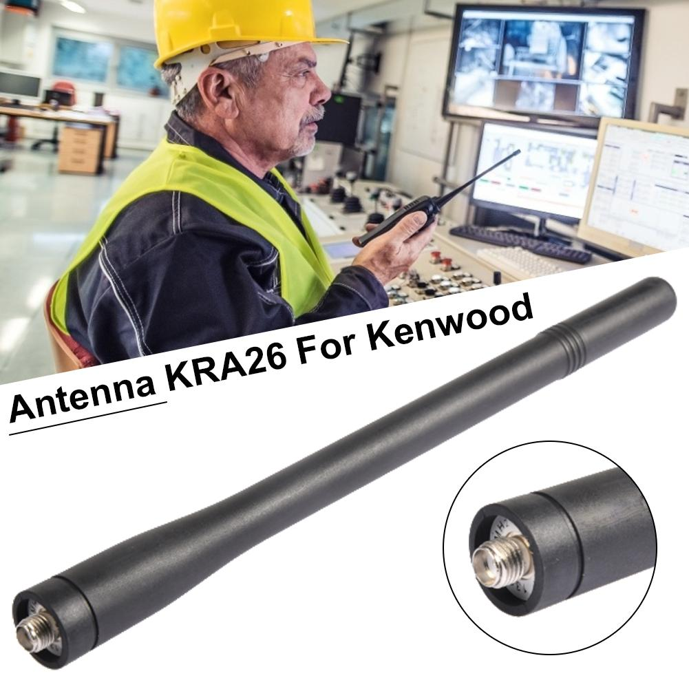 Foldable Two-Way Radio Antenna Tactical Aerial VHF 146-162MHz For Kenwood KRA-26M TK-260 TK-270 TK-272G TK-280 TK-290 TK-2100