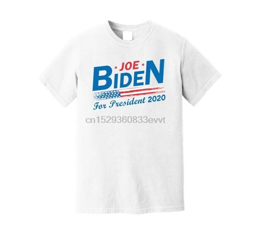 Футболка с изображением Джо бидена на американских выборах 2020