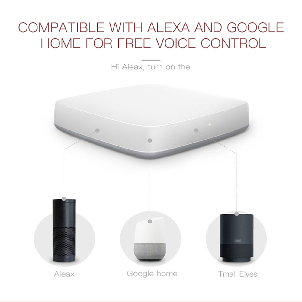 Zigbee Smart WiFi Gateway multi-<font><b>device</b></font> l