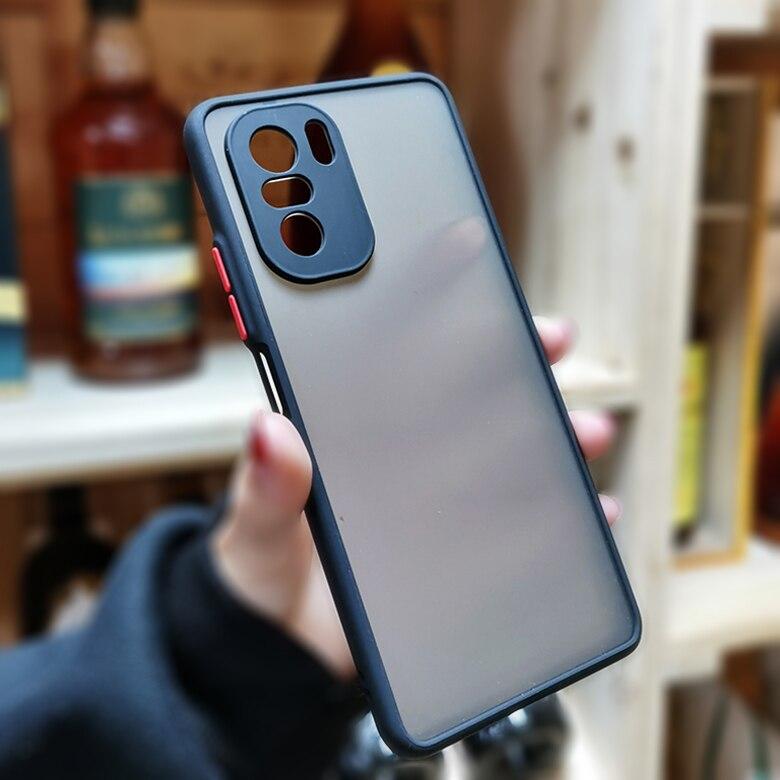 Para Xiaomi Poco X3 NFC M3 F3 Pro Mi 10 T 9, T 10 T Pro caso Redmi Note 10 9 8 7 Pro Max 9S 10S funda protectora para teléfono cubierta 4