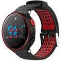 新! 血圧酸素心拍数モニタースマートブレスレット防水の Bluetooth ウォッチ Ios の Android スマートフォン Pk ガーミン