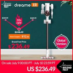 Dreame XR Premium aspirador inalámbrico portátil 22Kpa filtro ciclónico todo en uno recogedor de polvo moqueta barredora