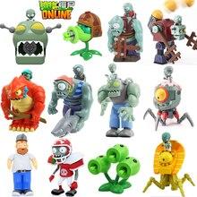 Игрушки для стрельбы в виде растений, гигантская экшн-кукла в виде зомби, карточки, игрушка для стрельбы для мальчиков