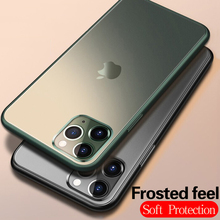 Matte Phone Case For iPhone 11 Pro Max T
