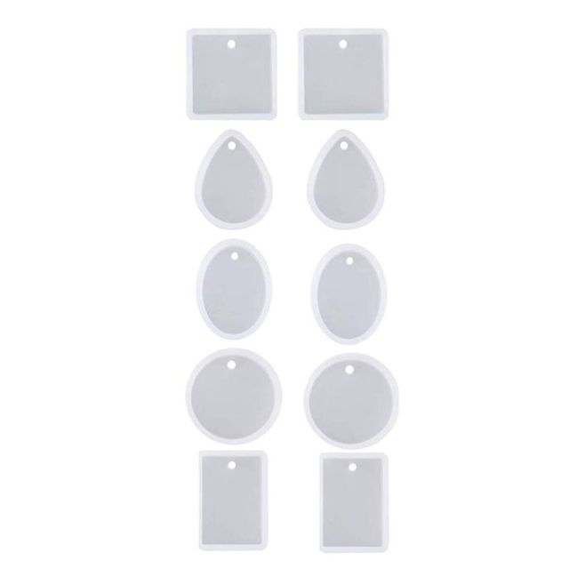 Купить формы для литья ювелирных изделий искусственная смола формы