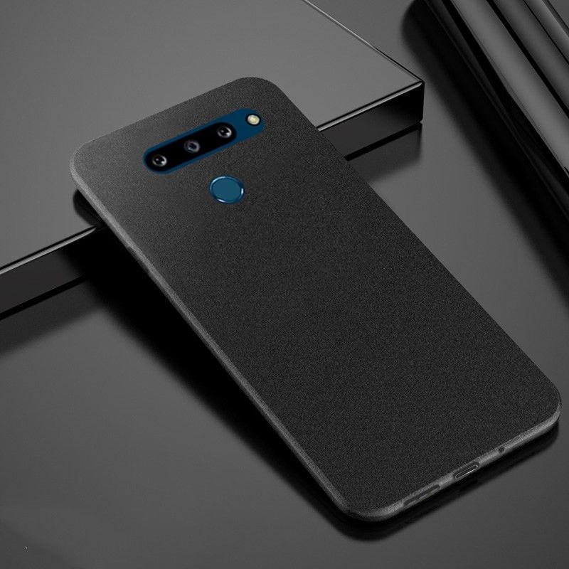 Luxury Sandstone Matte Soft Case For LG G8 G7 G6 V30 V40 G8S V50 Thinq K30 2019 Sandstone Matte TPU Slim Back Case Cover Skin