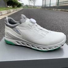 Men Golf Shoes Genuine Leather Golf Training Sneakers Mens Brand Sport Trainers for Golfing