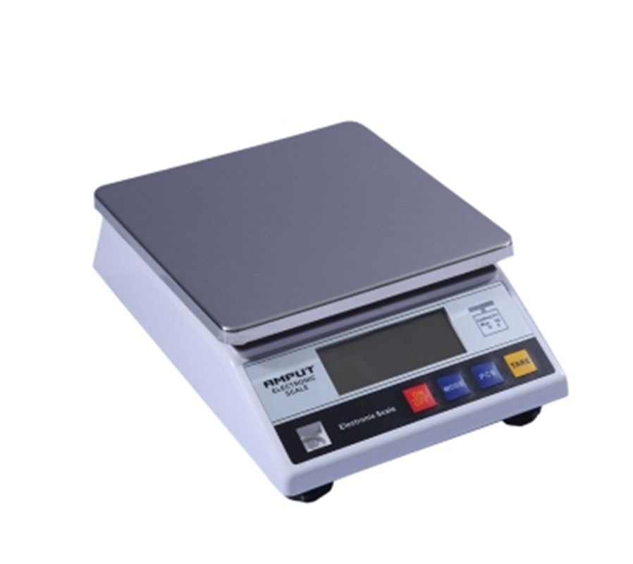 10kg X 1g Digital Precision Electronic Laboratory Balance Industrial Weighing Scale Balance W/ Counting Table Top Scale