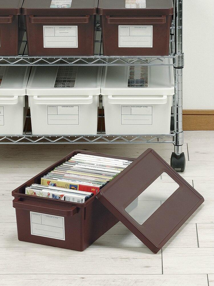 CD, DVD Receiver Box, Cartoon Album Receiver, PS4 Receiver Box, Science Fiction Box, Slide Box,storage box, storage organizer