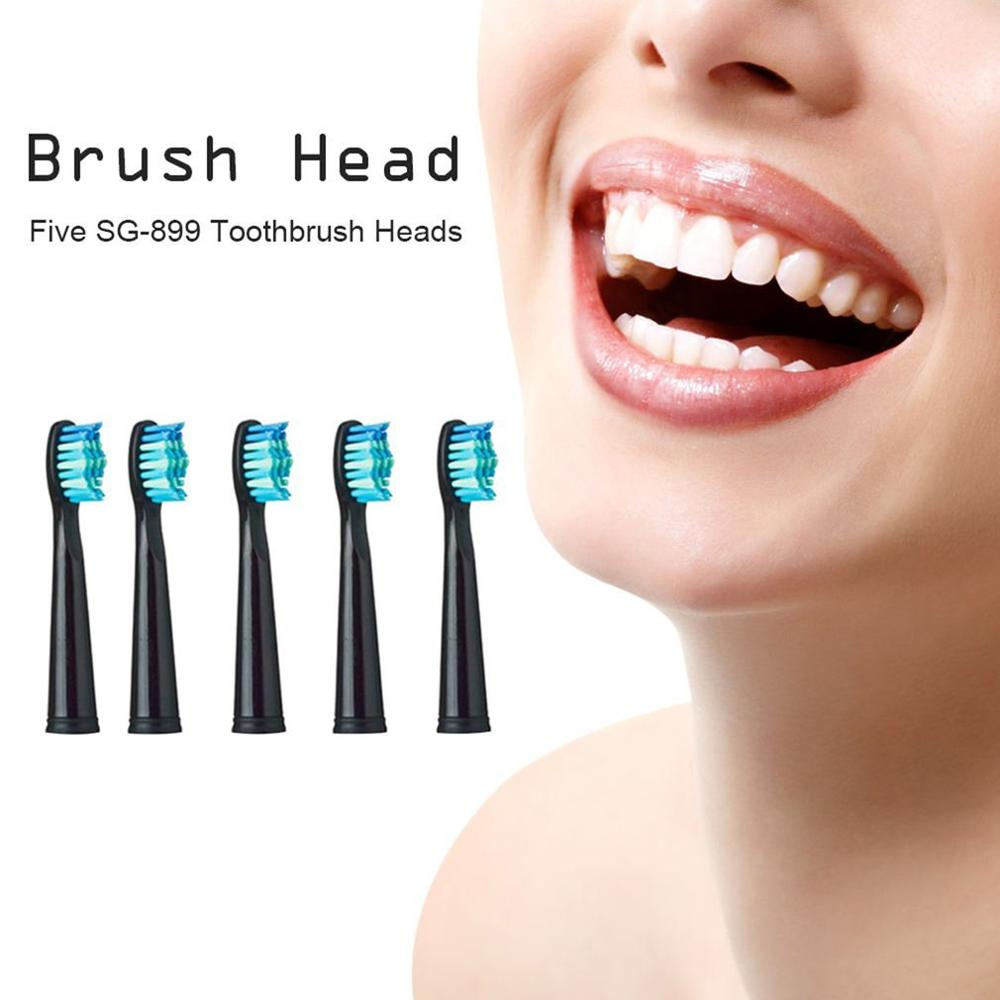 Electric Toothbrush Heads Antibacterial Automatic Toothbrush Heads For SEAGO 949/507/610/659 Electric Toothbrush