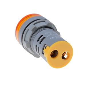 Лидер продаж 22 мм вольтметр AD16-22DSV AC 60-500V вольт переменного тока Датчик измеритель напряжения вольтметр индикаторная лампа измеритель напря...