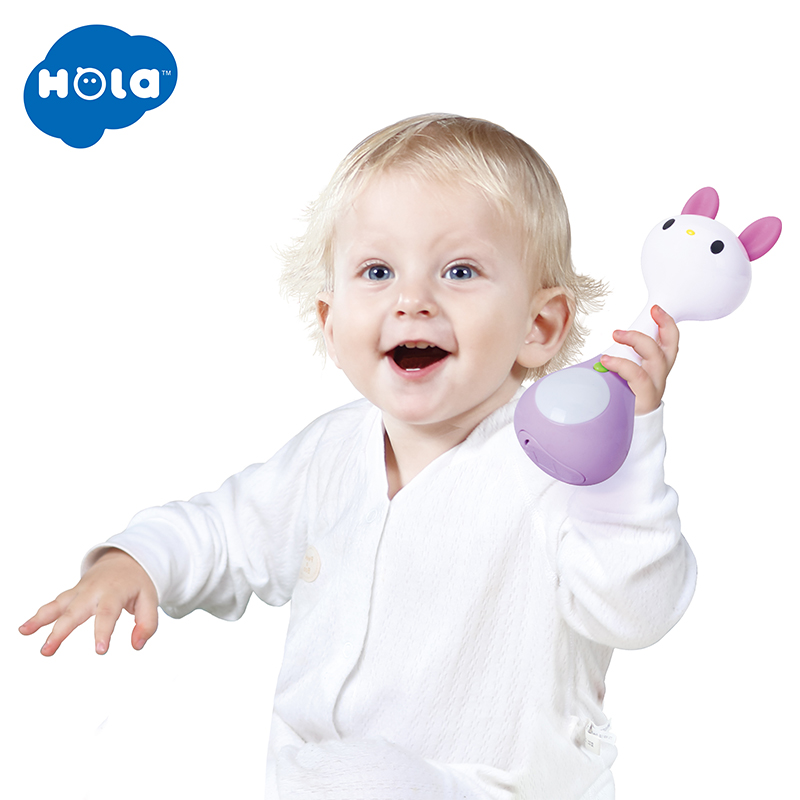 Baby Rattles Early Development Toys 0 12 Months Baby Musical Hand Shaking Rattle Toy Funny Educational Mobiles Toys Gifts in Baby Rattles Mobiles from Toys Hobbies