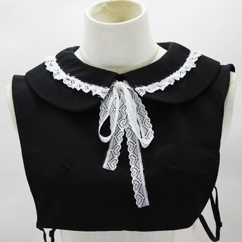 Bow Dickie Doll Decoration Lead Lace Fake Collar 2019 Free Shipping Detachable Necklace Shirt Women