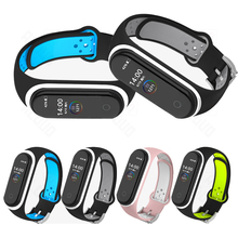 Bracelet Wristband Xiaomi Replacement-Strap Silicone for 5/4/3-correa-strap/.. 5-Nfc-Belt