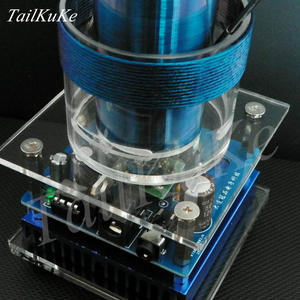 Image 4 - Musik Tesla Spule Musik Tesla Spule Plasma Lautsprecher