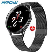 Ultra-Thin Smart Watch Men Fitness Tracker HD IPS Color Screen Sport Watch Heart Rate Blood Pressure Monitor Digital Smartwatch kw18 bluetooth smart watch women men sport fitness tracker watches fashion heart rate smartwatch sim ips screen smartwatches men