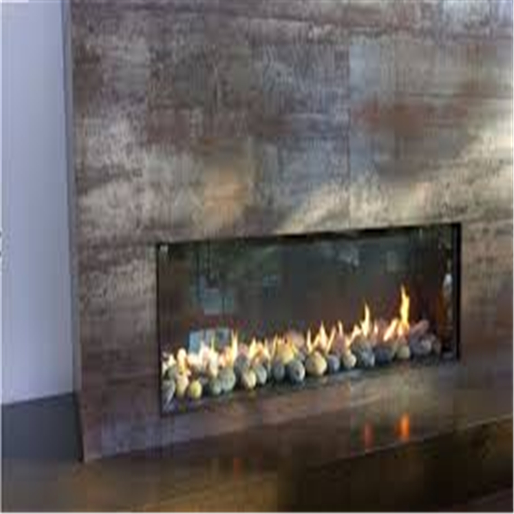 36 Inch Real Fire Intelligent Automatic Smart Electric Ignition Bio Ethanol Fire Fireplace