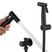 Handheld Wc Bidet Wasserhahn Sprayer Edelstahl Bad Hand Bidet Spraye Gun Set Wc Selbst Reinigung Dusche Kopf