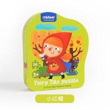 MiDeer Mi Deer, Сказочная головоломка, Детская развивающая головоломка для раннего возраста, Большая головоломка для детей