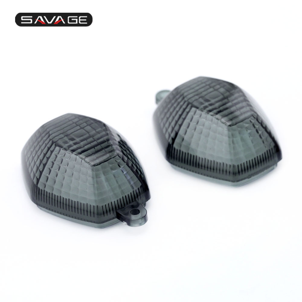 Turn Signal Light Lens For SUZUKI GSX DL 650 1250 600 1200 SFV SV1000 DRZ 400 VStrom Motorcycle Accessories Indicator Lamp Cover