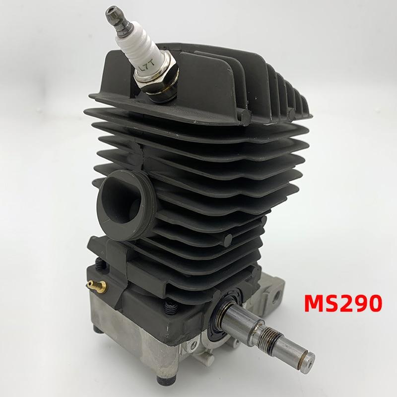 Tools : 46mm  amp  49mm Cylinder Piston Crankshaft Engine Pan Base Kit Fit For Stihl MS390 MS290 MS310 039 029 Chainsaw  Engine Motor Parts