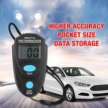 цена на EM2271A Car Paint Tester Thickness Gauge Mini LCD Digital Automotive Coating Film Checker Detector Meter