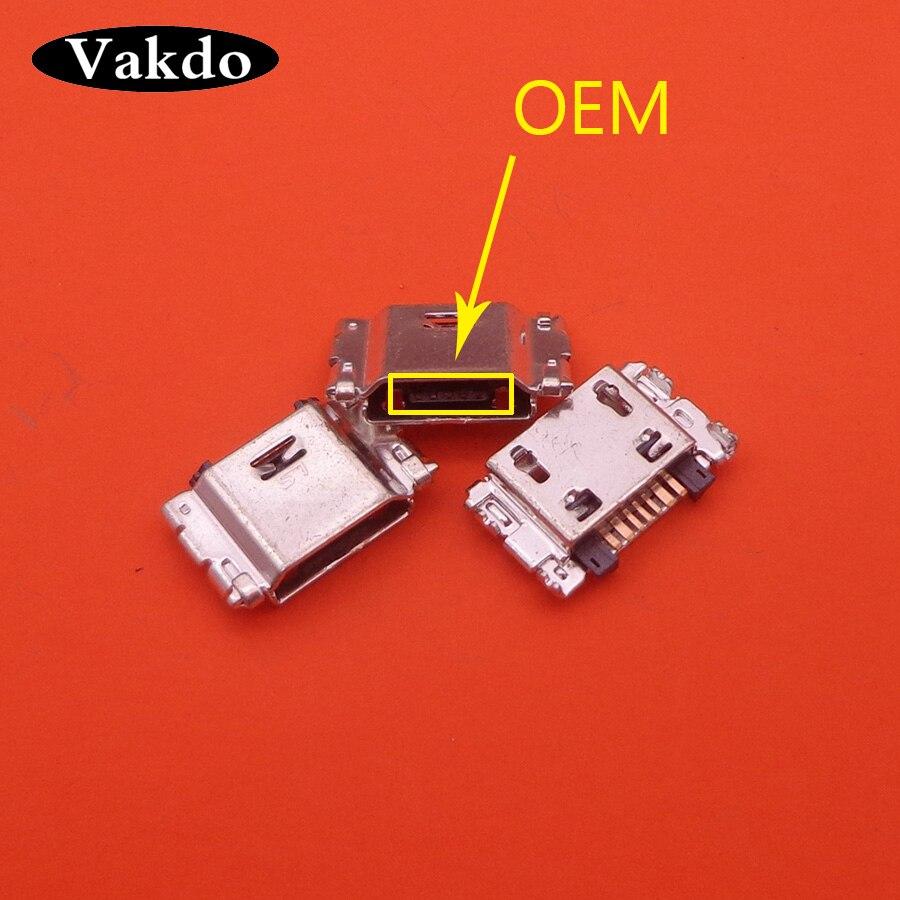 10pcs/lot Mini Micro USB Charging Port Jack Connector Socket Dock Plug Power For Samsung Galaxy J3 J5 J7 2017 Pro/J330 J530 J730