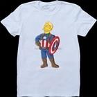 Captain America Cart...