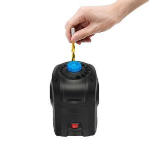 Image 3 - Ferramentas de moedura eutomatic de alta velocidade do agregado familiar do bocado de broca 95 w da máquina de moedura elétrica do apontador de broca 3 12mm por prostormer