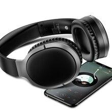 سماعات لاسلكية ANC بلوتوث على الأذن سماعات على الأذن اللاسلكية سماعة الرياضة ايفي سماعة مع مايكروفون ل فون Xiaomi