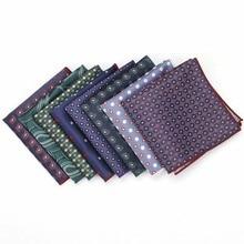 HUISHI Men% 27 карман квадрат горошек платок горошек платок костюмы карман квадрат с высоким переплет отключение