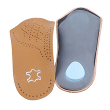 1 Pair Foot Pain Relieve Feet Health Care Insole Flat