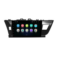 """10.1"""" 4G LTE Android 8.1 Fit TOYOTA COROLLA 2014 Multimedia Stereo Car DVD Player Navigation GPS Radio"""
