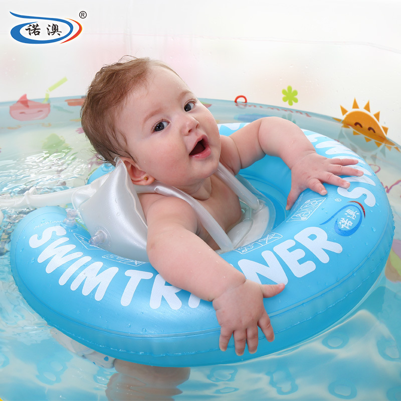 Baby Swimming Ring Inflatable Infant Floating Kids Float Swim Pool Accessories Circle Bath Inflatable Ring Toy For Dropshipping