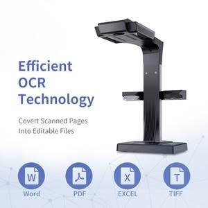 Image 2 - CZUR Máy Scan Sách ET18 Pro A3 A4 Tài Liệu Với OCR Chức Năng WIFI Cho Mạc Windows Chuyển Đổi Sang PDF/có Thể Tìm Kiếm PDF/Chữ/TIFF