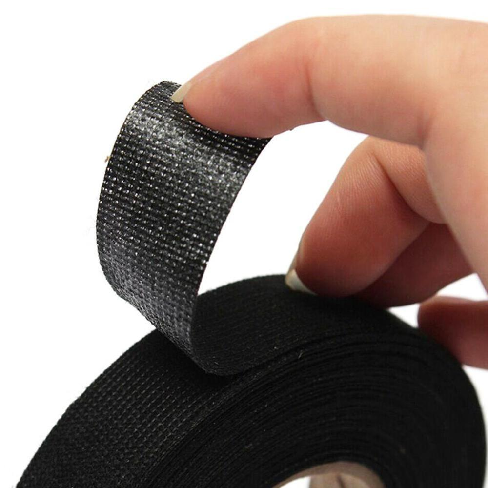 Tesa Coroplast Adhesive Cloth Tape waterdichte tape For Cable Harness Wiring Loom Electrical Tape Anti Rattle Self Adhesive Felt Pakistan