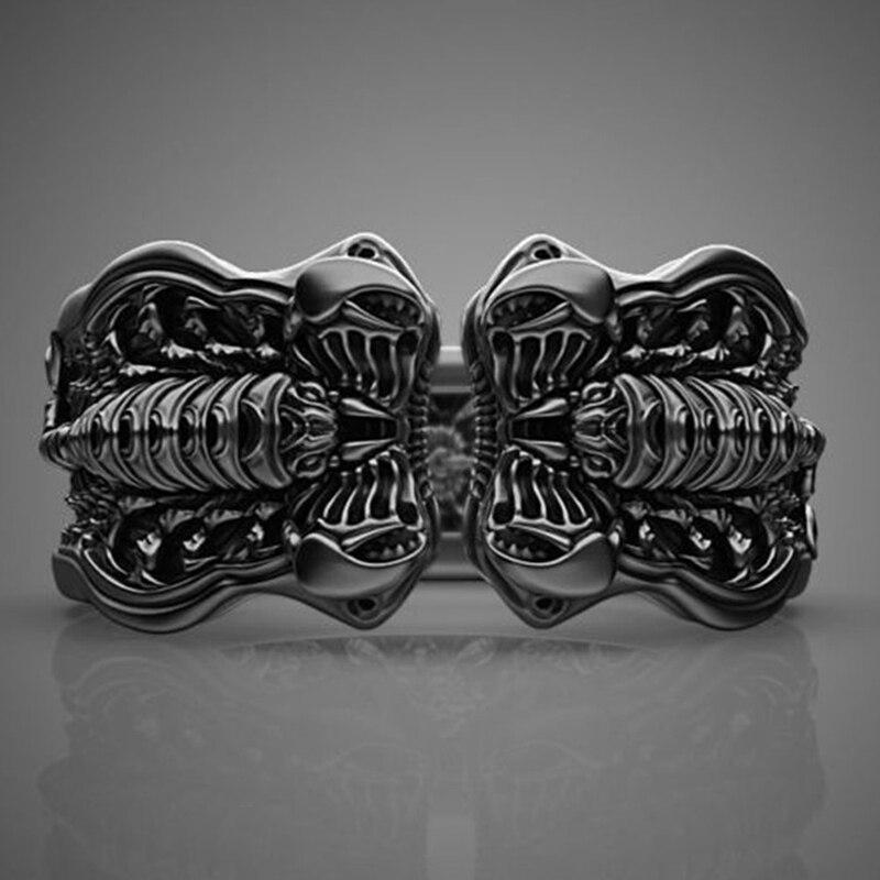 Unique Creative Totem Retro Ring Totem Scorpion ring Men